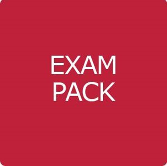 Picture of Exam Pack